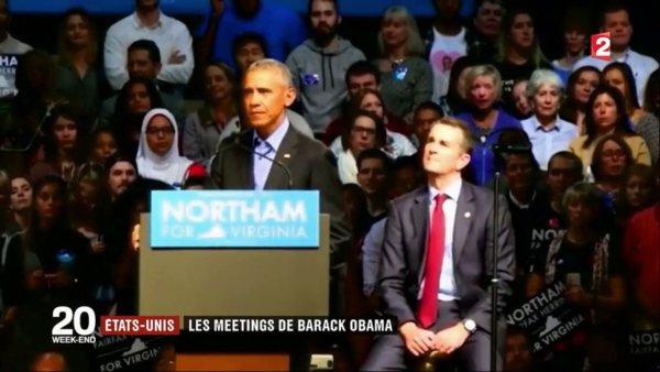 États-Unis : les meetings de Barack Obama https://t.co/Je89HmekPB #EtatsUnis #BarackObama