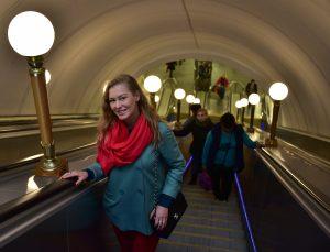 транспорт фото метро