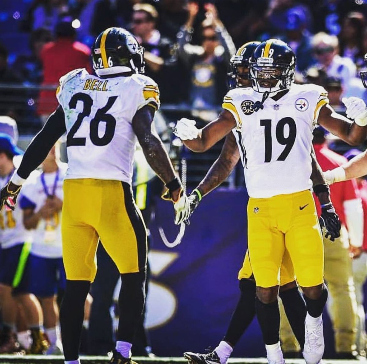 info for aebfc 40669 JuJu Smith-Schuster on Twitter: