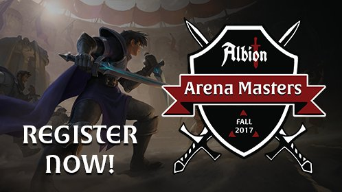 Albion Online - Registration For The Arena Tournament Has Been Opened