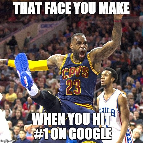 Damn, it feels good to win. #SEO  #ReputationManagement  #TopPageRankings  http:// lucidleverage.com  &nbsp;   <br>http://pic.twitter.com/6LyP0CtBhz