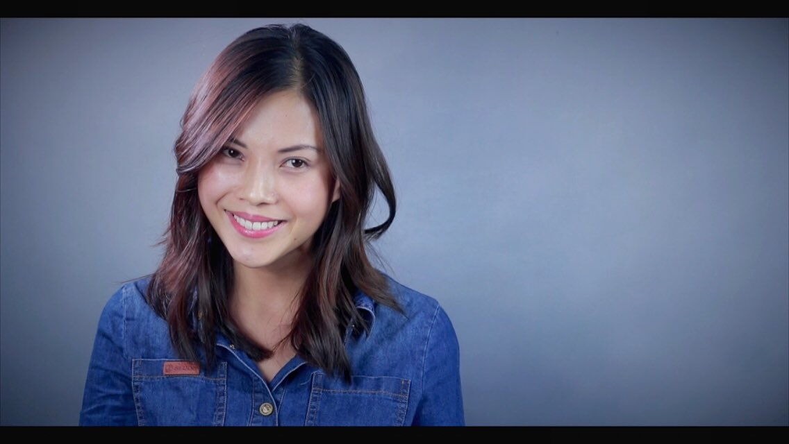 The brilliant @MissCrystalYu back in the studio again for another self tape! #casting #selftape #audition<br>http://pic.twitter.com/RtAekUAflB
