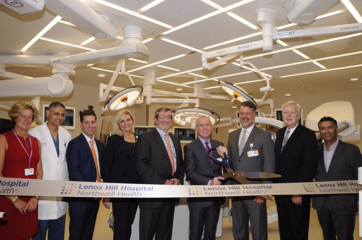 Lenox Hill Hospital On Twitter Our Futuristic Looking Hybrid Or Is The Centerpiece Of A New 10 7 Million Cardiovascular Thoracic Surgery Suite Https T Co D8hhl10cjp Https T Co A80cga4iv1