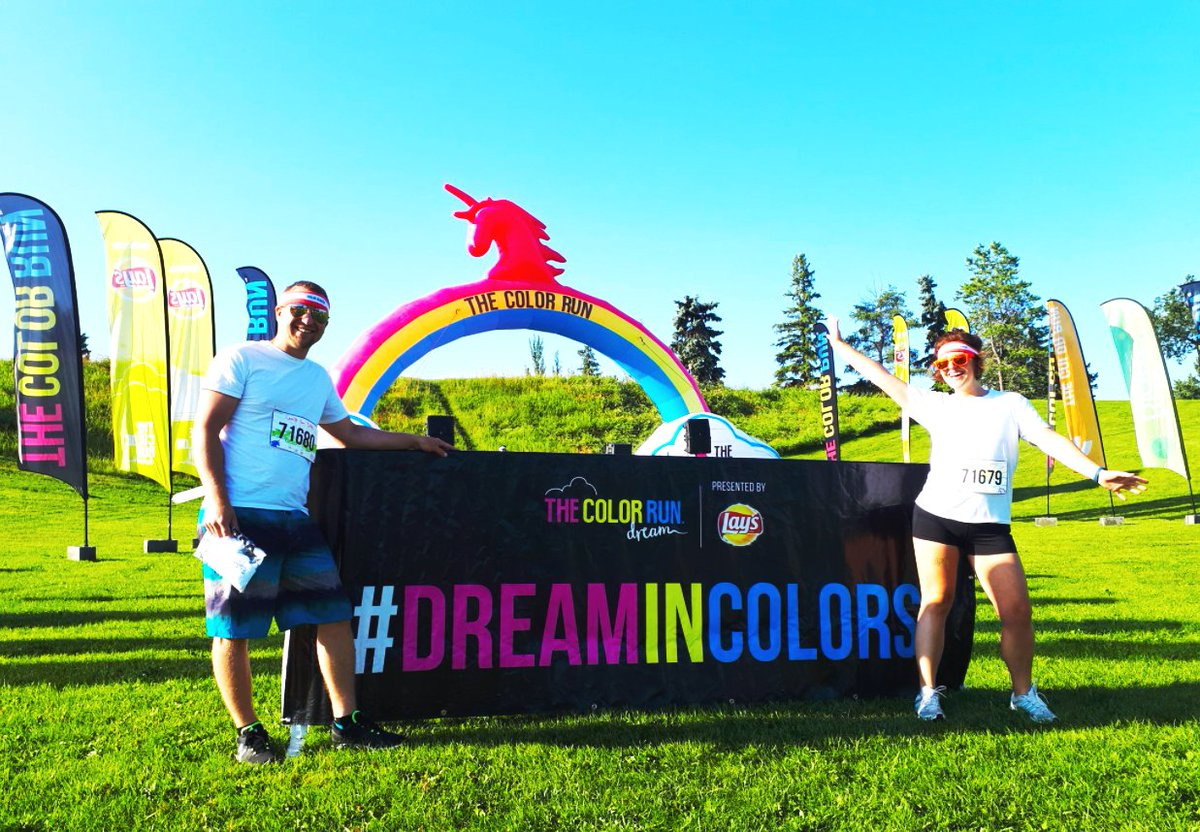 the color run thecolorrun twitter