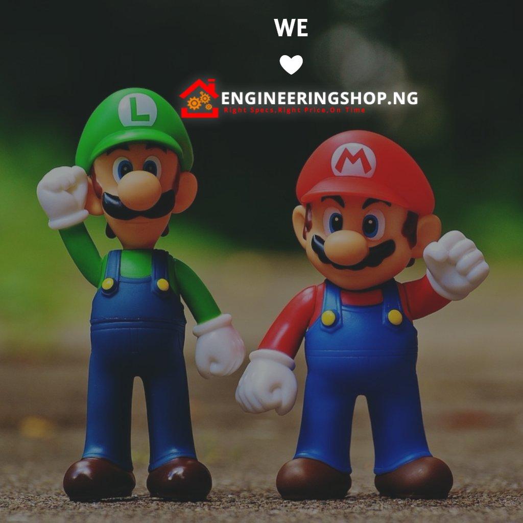 ...Because Luigi/Super Mario know too well Tag a #handyman #MRO #Engineer #Technician #Craftsmen #Plumber #Carpenter #DIY<br>http://pic.twitter.com/ZkNXmR5JNS
