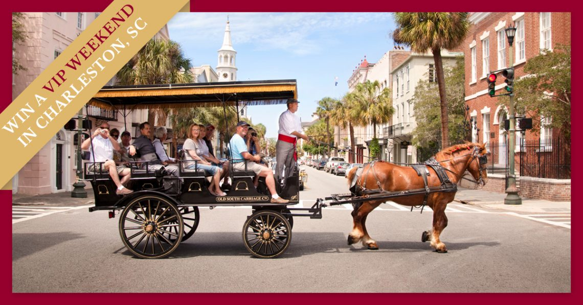 *NEWS* We Just Launched our VIP Luxury #Charleston Weekend Sweepstakes Valued at $2500!!! More Here:  http:// bit.ly/2yWzWzK  &nbsp;  <br>http://pic.twitter.com/kFc0fFMBm8