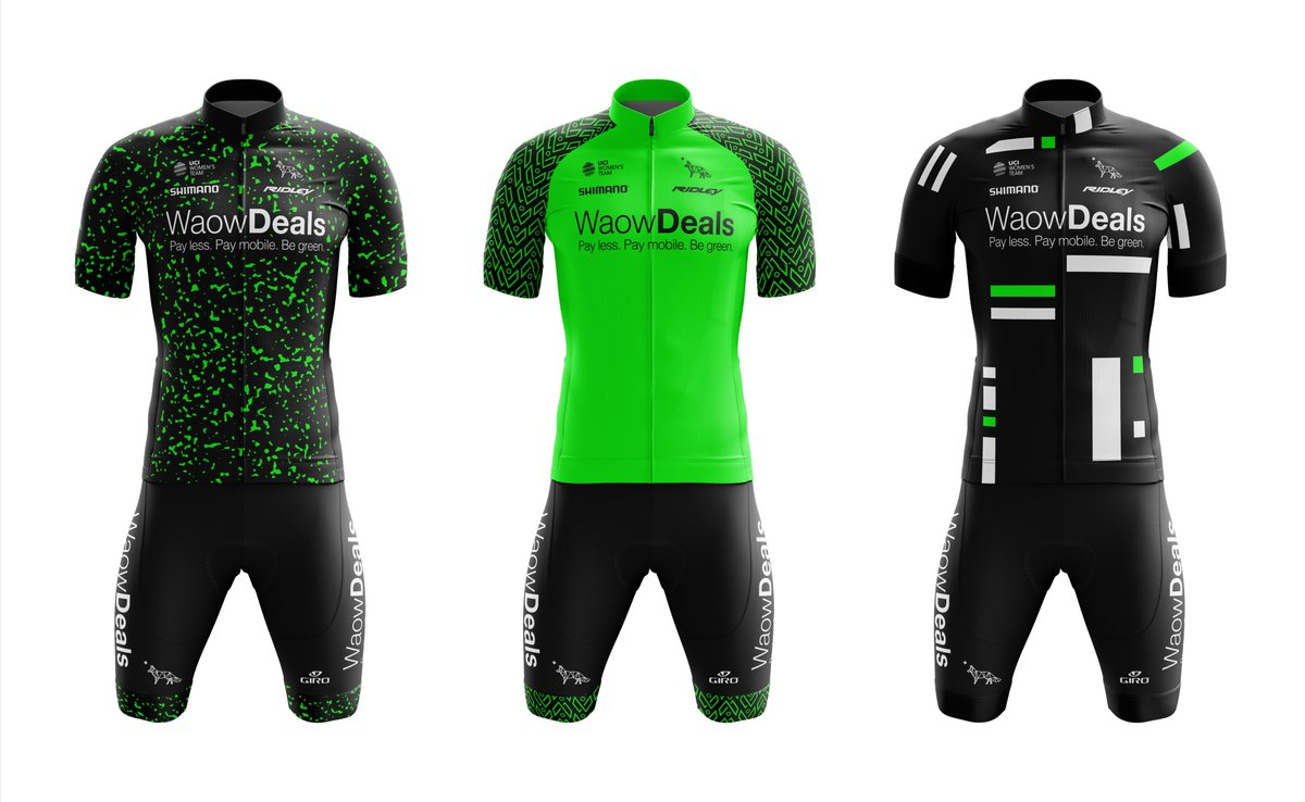 Thumbnail Credit (cyclingnews.com) (Twitter): What will our jersey look like next season? You decide! Vote here and win one of the three jerseys. #LaVos 👉 http://bit.ly/2hS1Wtm