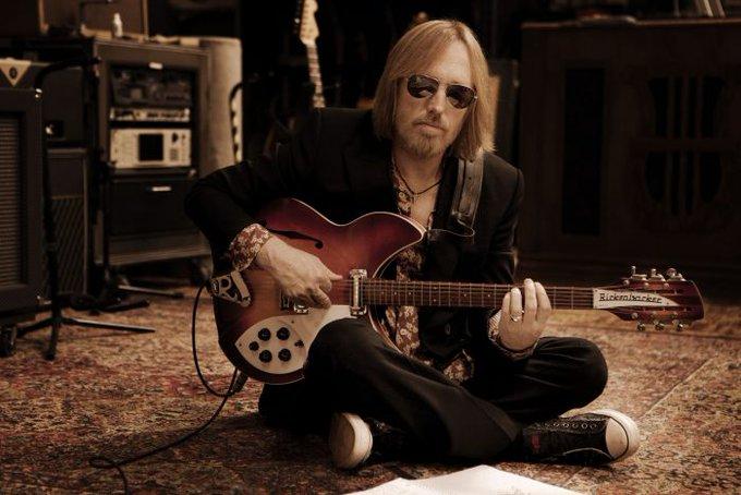 Celebrating this wonderful man today Happy birthday, Tom Petty