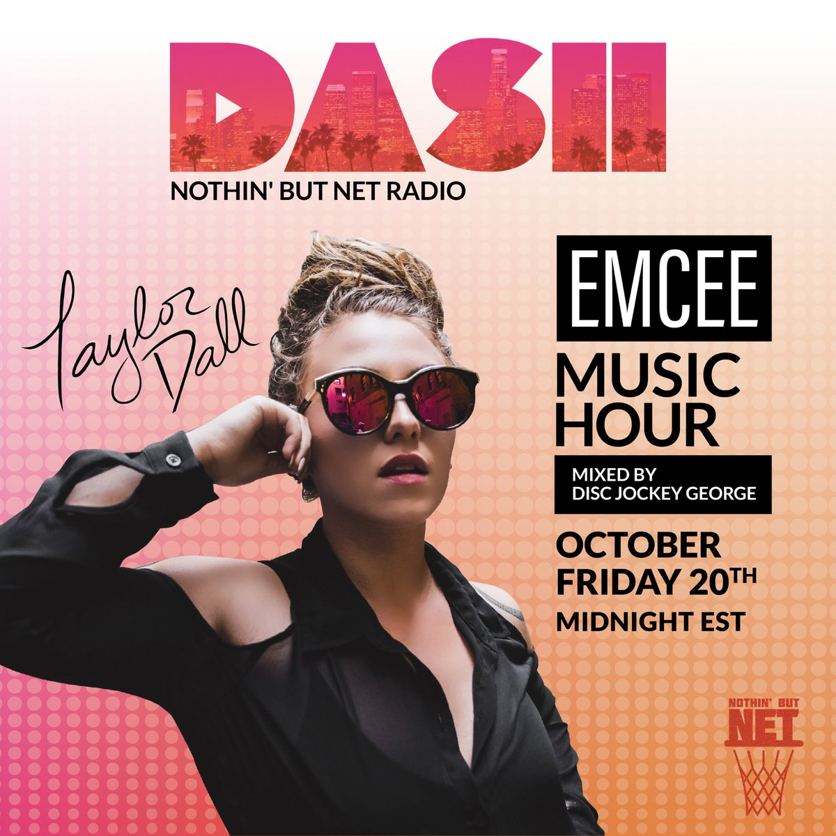 Debuting tonight on @dash_radio #nothingbutnet @emceenetwork @lildallface https://t.co/1UYVx6NTMf