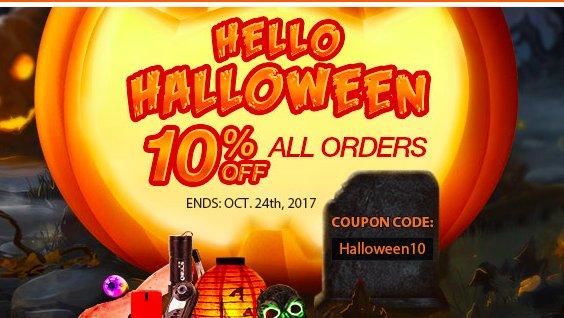 #Spécial #Halloween!   10% de #remise sur tout le #site #NewFrog, code #promotionnel Halloween10  https:// goo.gl/VppUoA  &nbsp;  <br>http://pic.twitter.com/H08iWlS703