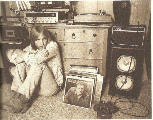 Happy Birthday Tom Petty! we miss you, wildflower.