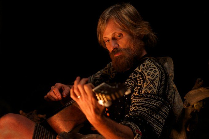 Happy Birthday to Viggo Mortensen