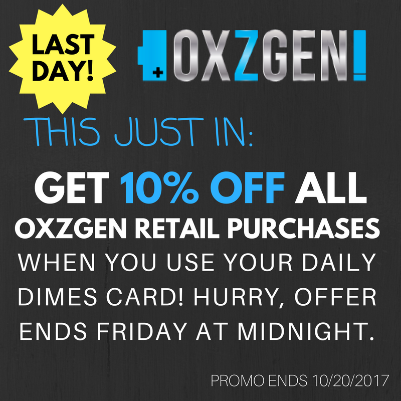 5linx on twitter last day to get 10 off your oxzgen retail order 1010 am 20 oct 2017 colourmoves