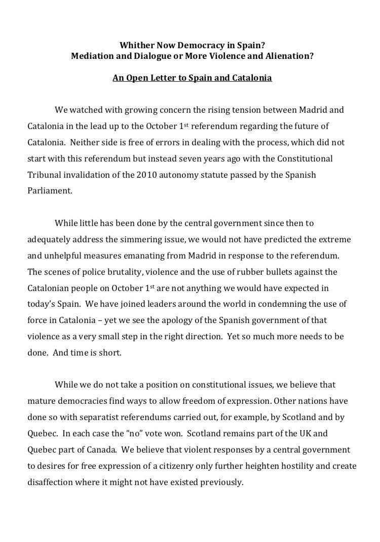 catalan gov austria delgovaustria twitter