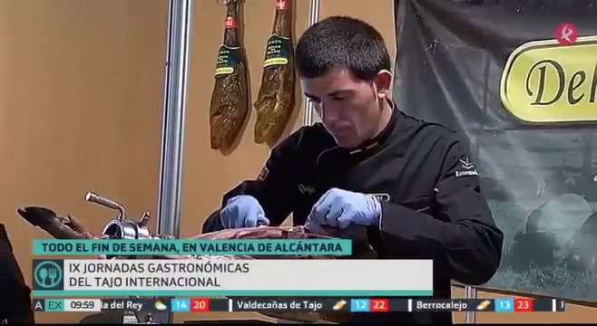 🗓️Finde de citas turísticas y gastronómicas: 🐂Congreso Taurino➡️@ComAytoOlivenza  👩🍳😋Jornadas Tajo Internacional➡️#ValenciaDeAlcántara https://t.co/fyGYf4ysNq