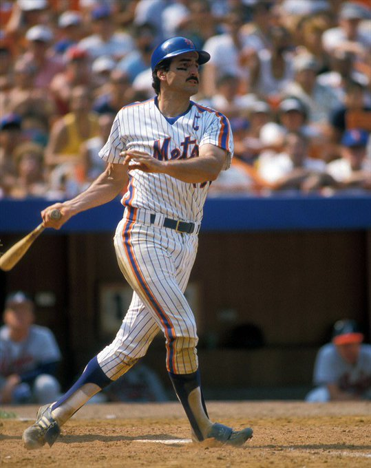 Happy birthday to the one and only Keith Hernandez!