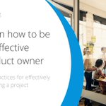 As a product owner it's okay to ask for help, learn other best practices here: https://t.co/VASnc8o0hG