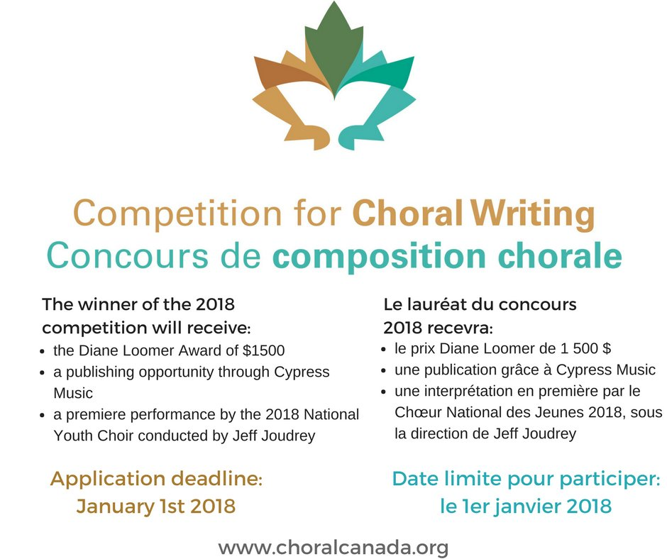 Choral Canada on Twitter: