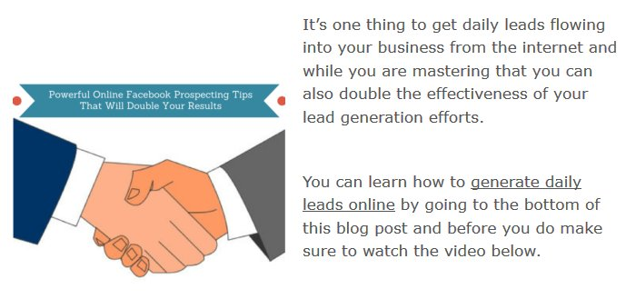 Double the value of your leads using this powerful #FacebookMarketing prospecting strategy... http:// bit.ly/2nmf9Pf  &nbsp;  <br>http://pic.twitter.com/tr3x3DNiqR