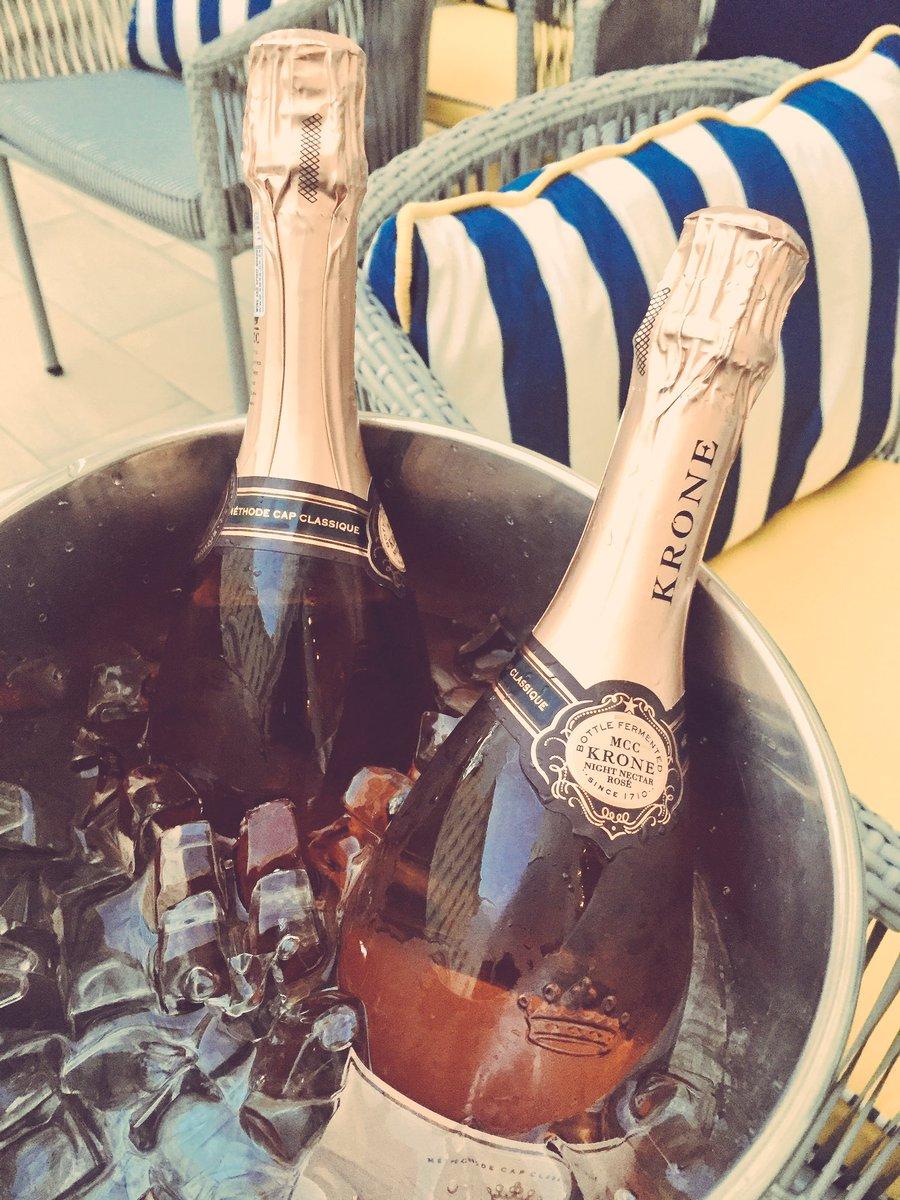 Piss and champange