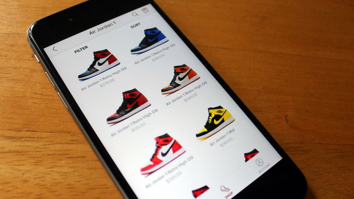 Sneaker and streetwear reseller Stadium Goods just launched their first app  http:// dlvr.it/Pwl7Fs  &nbsp;   #SiguemeYTeSigo <br>http://pic.twitter.com/DS2O5F2AUr