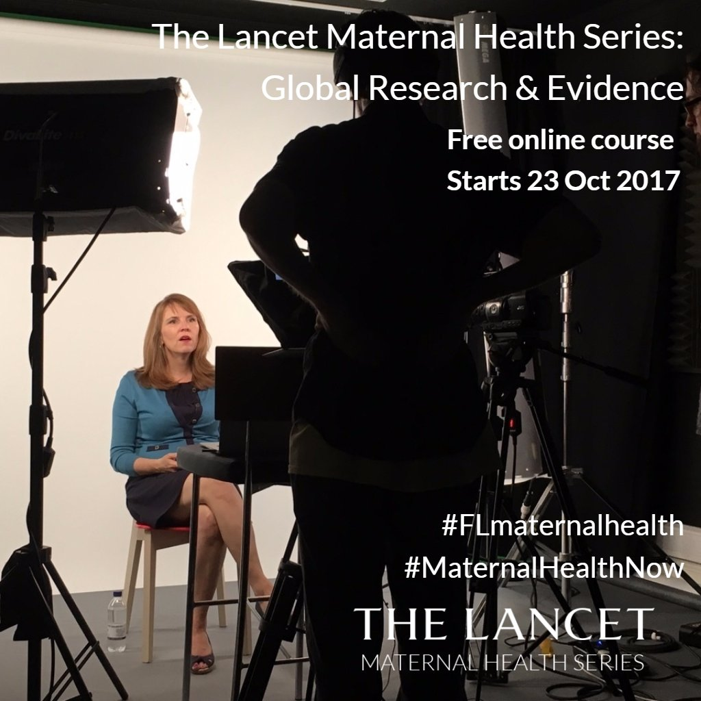 What's the role of partnership &amp; #advocacy in #maternalhealth? Find out with @PMNCH's Lori McDougall in our new FREE online course #FLmaternalhealth starting 23 Oct:  http:// bit.ly/FLmaternalheal th &nbsp; …     #MaternalHealthNow<br>http://pic.twitter.com/pKxxeYkcwi