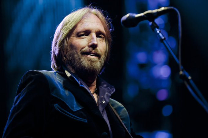 Happy birthday to Tom Petty. He would have been 67 today.