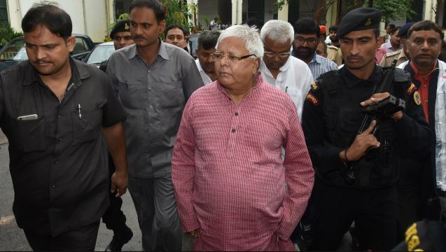Lalu Prasad Yadav to be chief guest at Congress programme on Saturday https://t.co/tRdwIhAN51