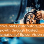 #Automotive parts distributors target faster growth and cost savings through #EpicorVisionSolution https://t.co/zrDlQhIAqD