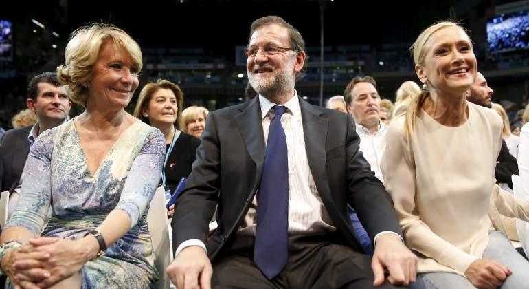 Granados pide que Cifuentes, Aguirre y G...