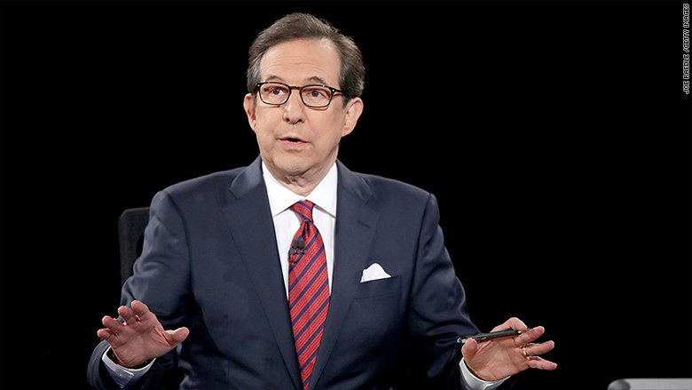 Fox News host Chris Wallace slams network colleagues for attacks on press https://t.co/quAgxae8Xv