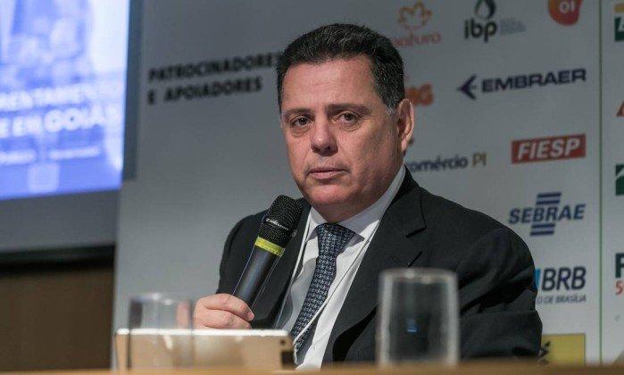 Governador de Goiás se lança candidato à presidência do PSDB. https://t.co/z5Ta2r1RWR