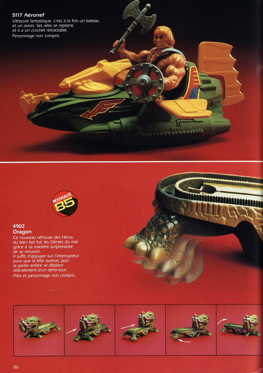 Aeronef &amp; Dragon! #HeMan   Images from Super Shogun blog <br>http://pic.twitter.com/YxahWqoIy7
