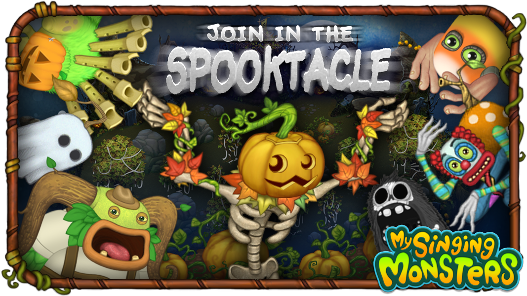 My Singing Monsters On Twitter The Carved Smunkins Are Lit The Costumes Are Ready And The Punkletons Are Singing It Must Be Halloween Time Https T Co 9y5qjblc4v Https T Co Jyulightp7