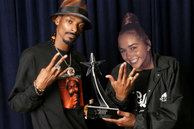 Happy bday 2 my main man Snoop Dogg  weed be good together