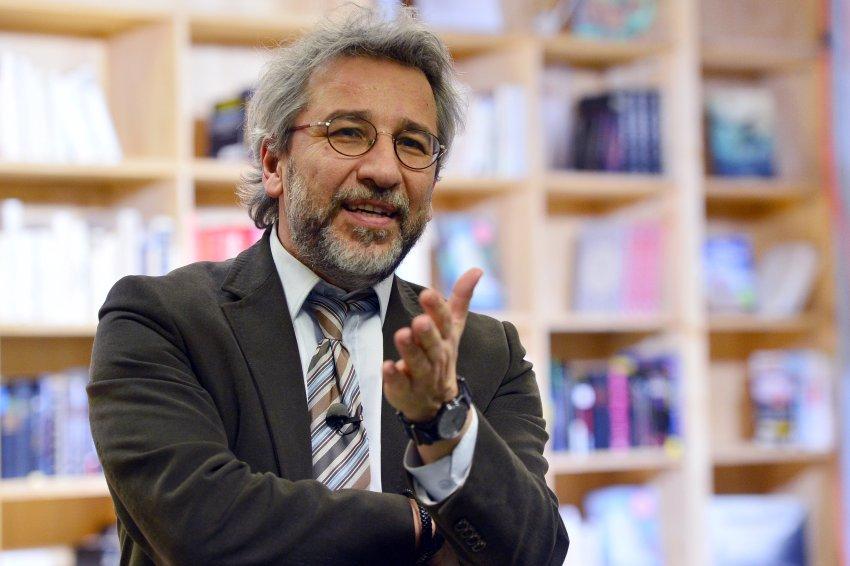 Ehemaliger 'Cumhuriyet'-Chefredakteur: Can Dündar ist 'Europäischer Journalist des Jahres' https://t.co/BKFTNpmiXf