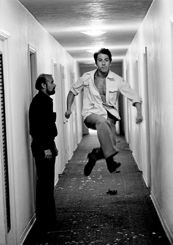 Dustin Hoffman takes advantage of a sluggish West Ham defence to give Brighton a deserved lead. https://t.co/GCmVYRU1BW