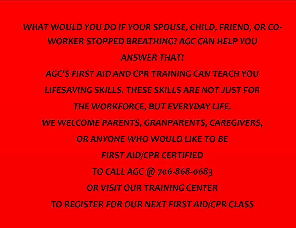 Agc training center agctrainingctr twitter 0 replies 0 retweets 0 likes xflitez Choice Image