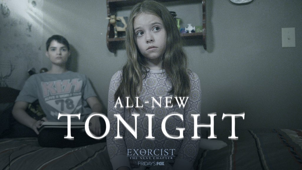 A new guest comes to our home. What&#39;s going to happen? Watch tonight 9/8c @TheExorcistFOX #theExorcist #tv #season2 <br>http://pic.twitter.com/UlcS8aEuN6