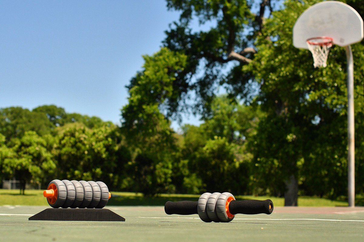 #Basketball season is finally here! Help protect your knees and ankles from #jumping and #sprinting by practicing daily self massage. #nba <br>http://pic.twitter.com/hvtZdEDMqH