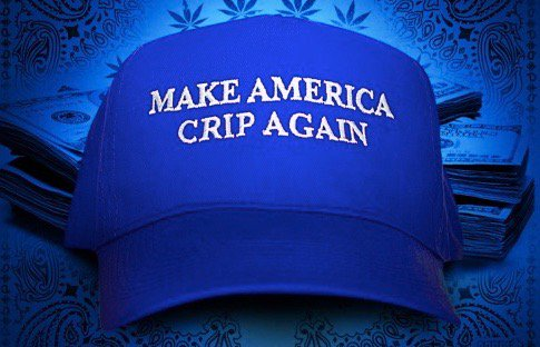 "c3882ffe2 Snoop Dogg Blasts Donald Trump with New Track  Make America Crip Again"" ( Listen) https   t.co C10J24t8BW"