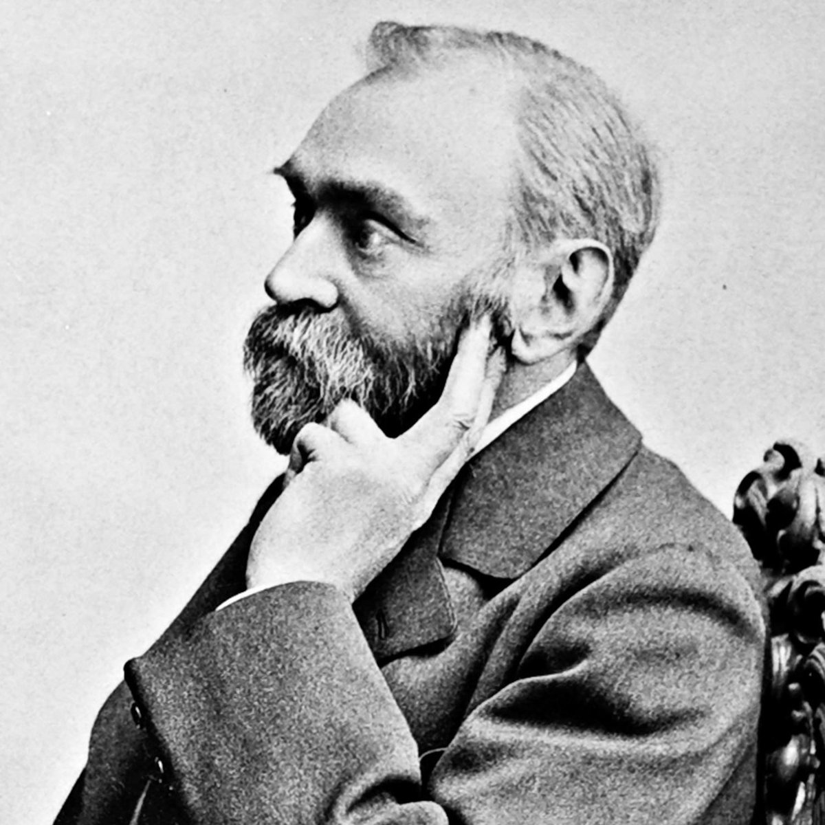 Swedish inventor and philanthropist #AlfredNobel was born on this day...