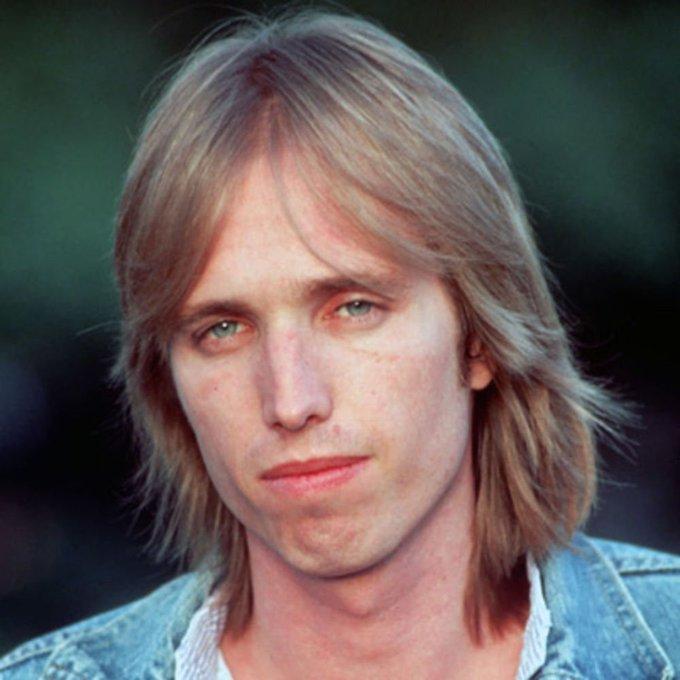 Happy Birthday Tom Petty (d. 2017)