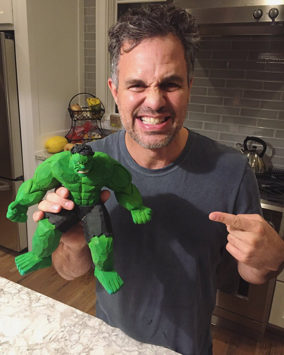 Believe it or not, this #Hulk doll is made out of recycled tsinelas (that's tagalog for flip-flops). Elmer Padilla made this for me so I just wanted to give a nice shoutout. Not only is this inventively creative, but it's sustainable and just pure awesome! Thank you Elmer!