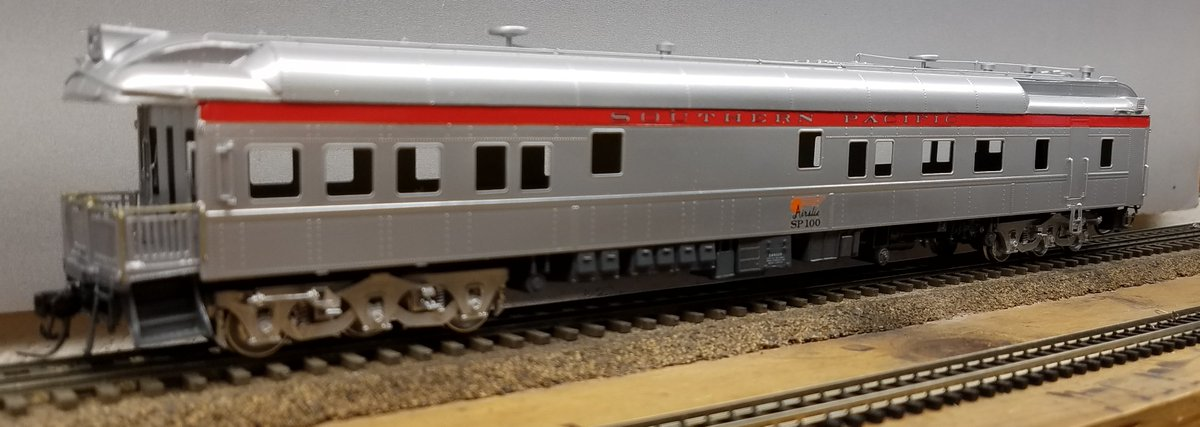Some great work by Michael C! Use #Microscale for a chance to be featured on our social media #modeltrains #modelrailroad #southernpacific<br>http://pic.twitter.com/ZCL4n02waC