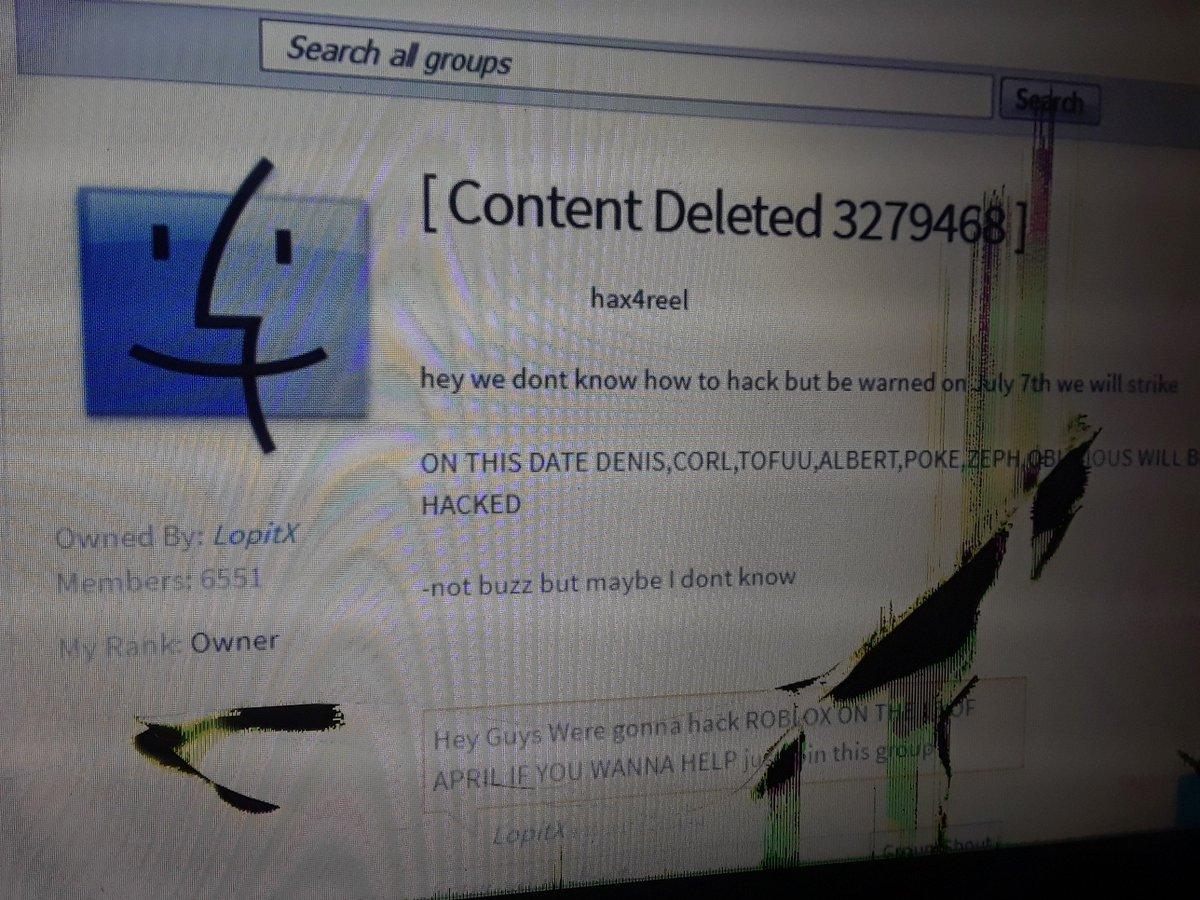 5 Roblox Hackers Buzz On Twitter 5 Worst Hacks In Roblox History Https T Co Dmako2qi8u Via Youtube