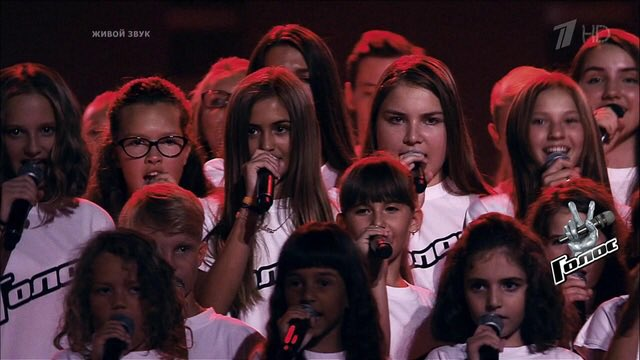 Голос дети александра мироненко