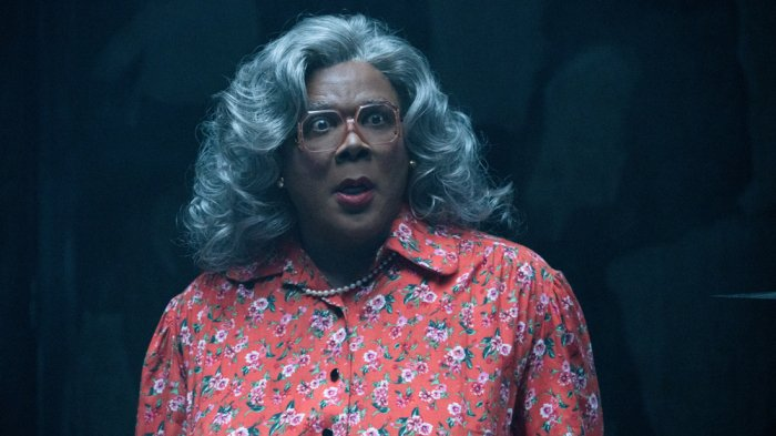 Box office: #Boo2! A Madea Halloween to blow away #Geostorm in slow weekend https://t.co/1GH6HjO1ef https://t.co/mriaMgJYFx