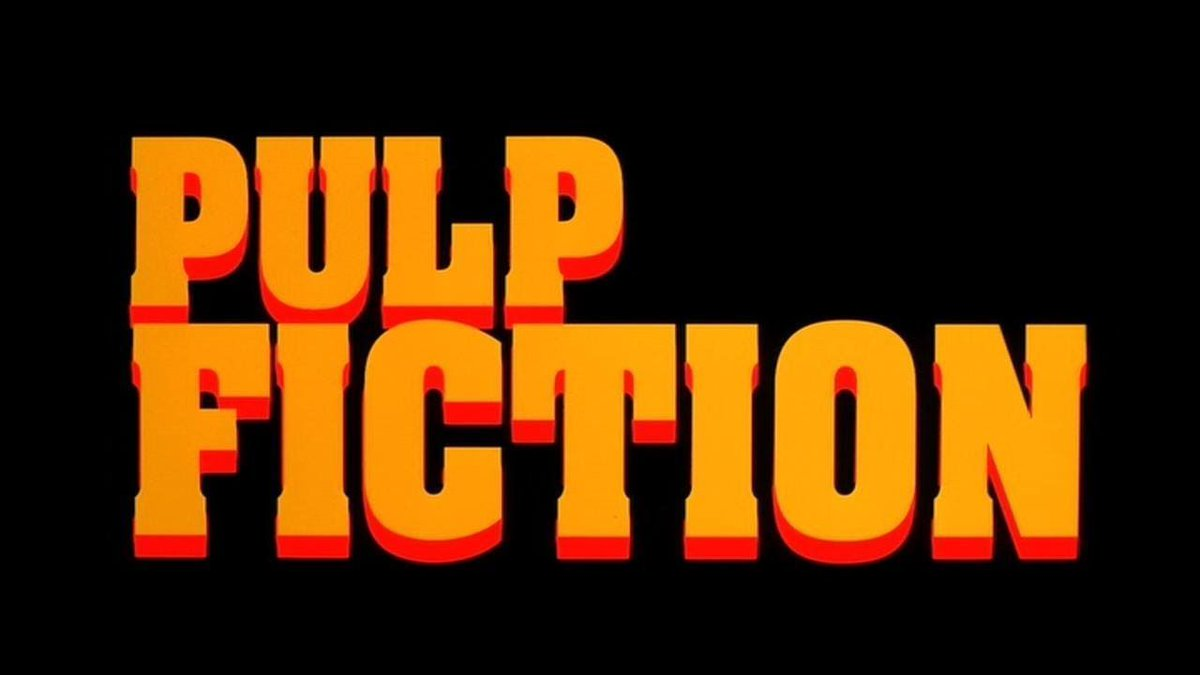 #PulpFiction Latest News Trends Updates Images - printmag