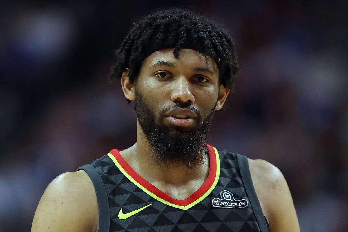Hawks' DeAndre' Bembry has fractured right wrist, will be evaluated Monday